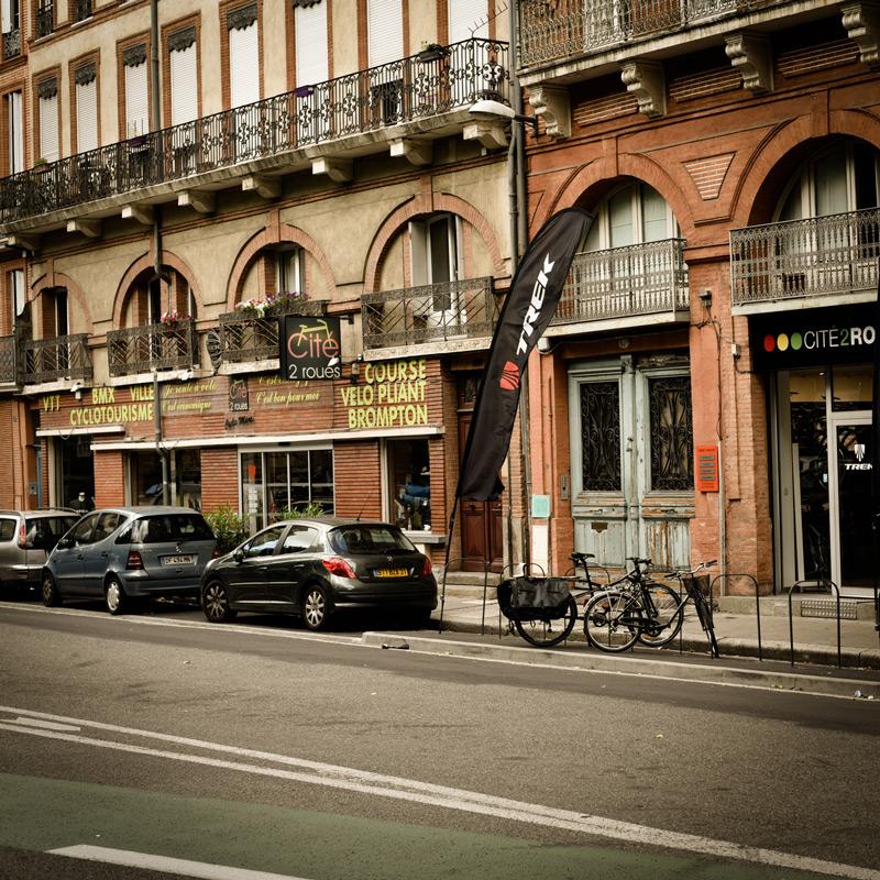 Atelier urbain, CIté2Roues à Toulouse