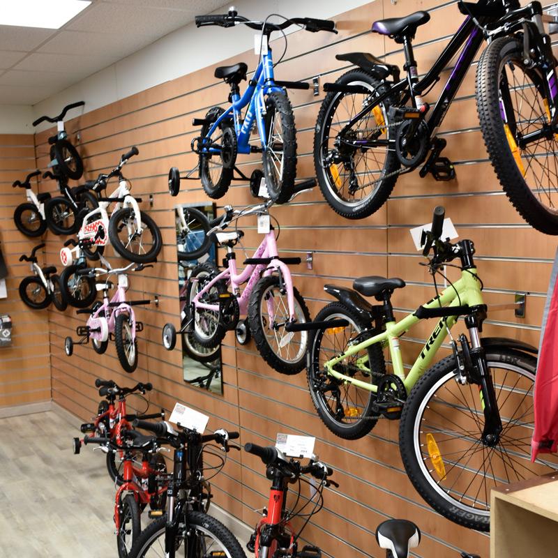 vélos enfants, Cité2Roues Trek Concept Store