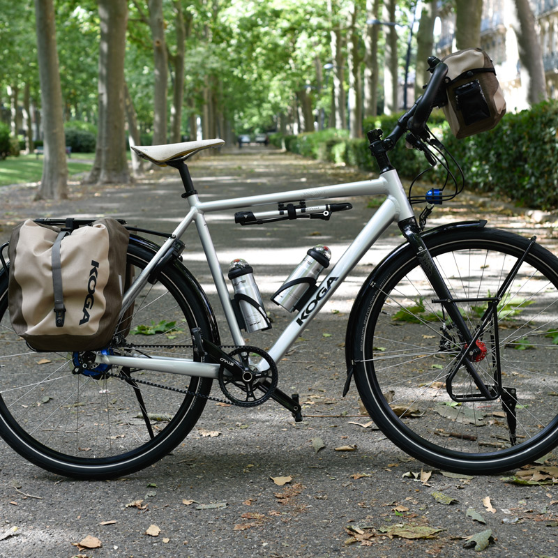 Koga Signature World Traveler S, Cité2Roues Trek Concept Store Toulouse