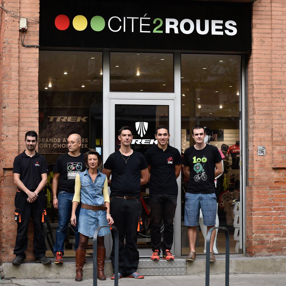 L'équipe, Cité2Roues Toulouse