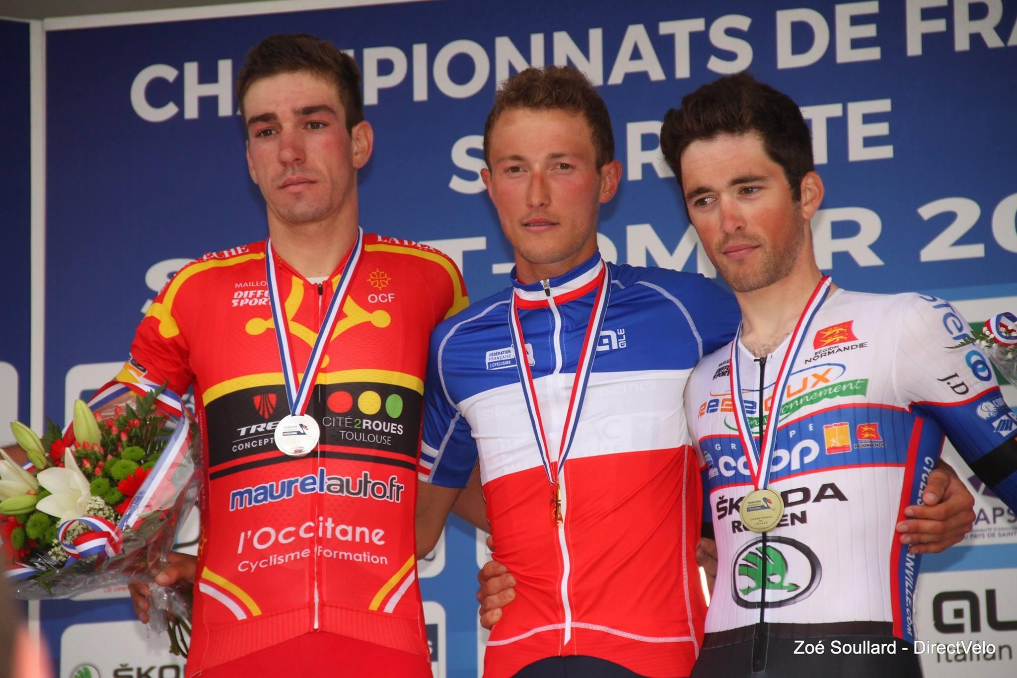 L'Occitane Cyclisme, Bruno Armirail 3, Cité2Roues Toulouse