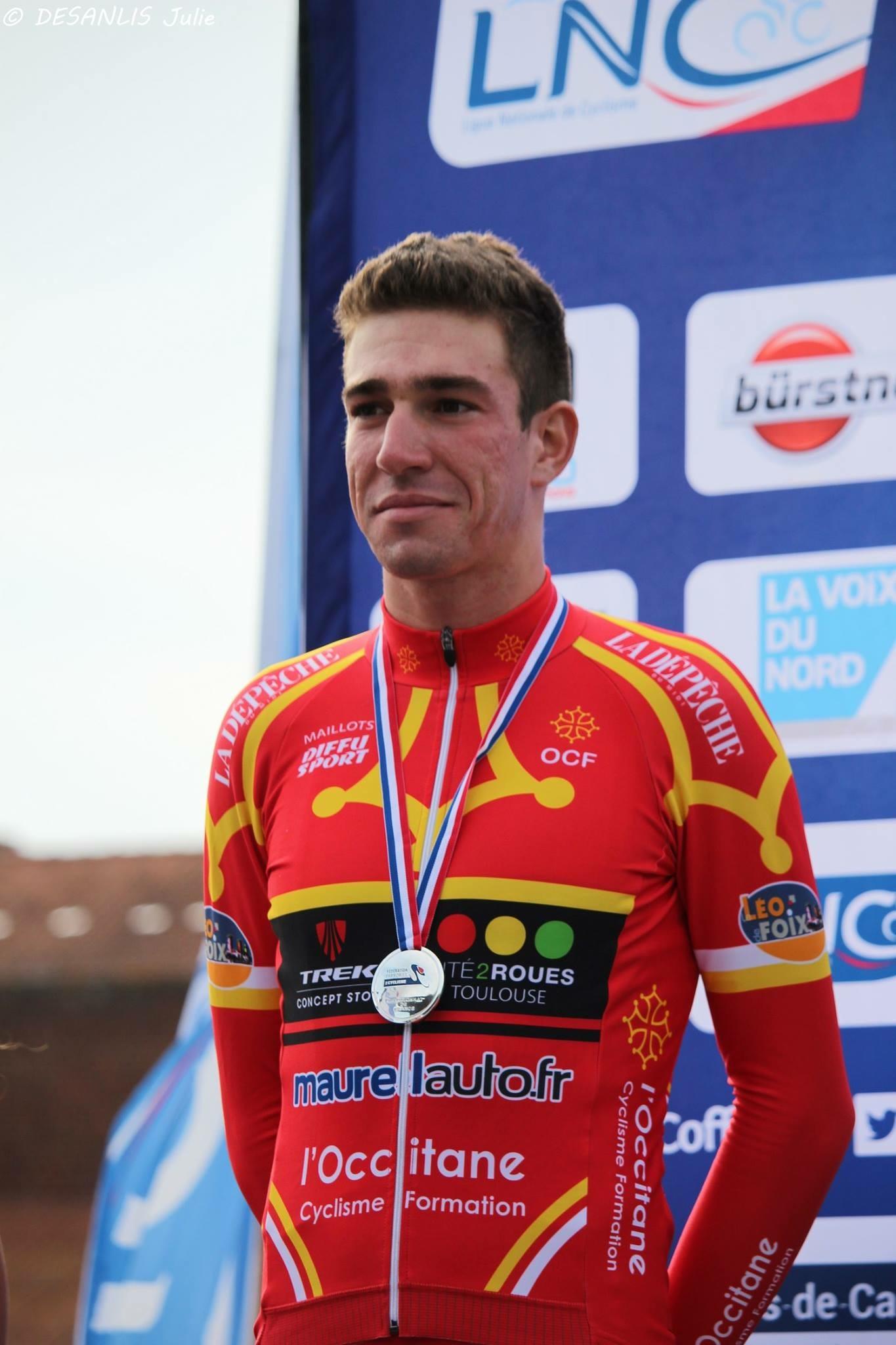 L'Occitane Cyclisme, Bruno Armirail 1, Cité2Roues Toulouse