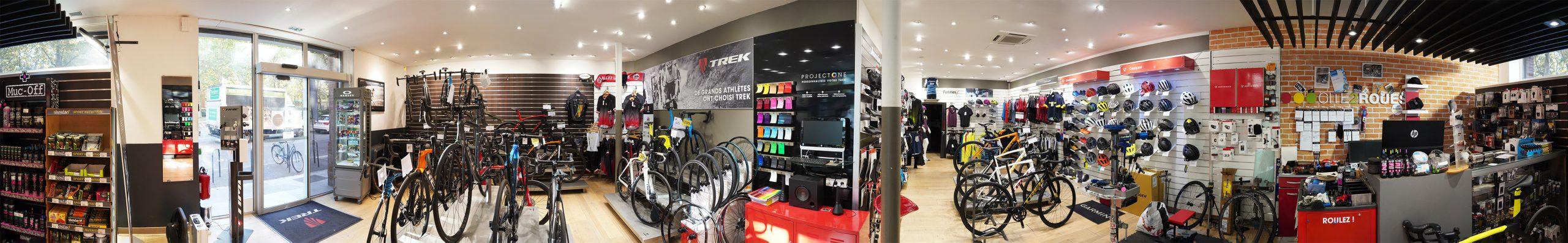 Cité2Roues Trek Concept Store à Toulouse
