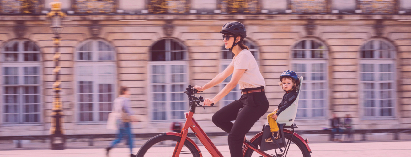 Vélos électriques Moustache pour la ville et la campagne